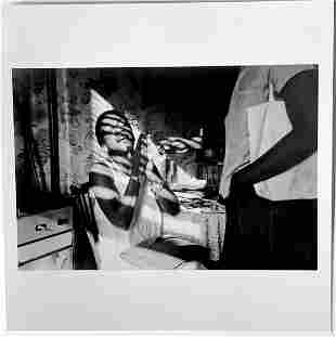 Dawoud Bey: The Woman in the Light, Harlem, NY 1980