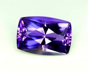 20.25 carats fancy Cut Natural Amethyst Loose Gemstones