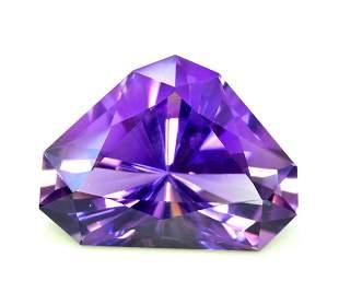 Amethyst Loose Gemstones from Afghanistan ~ 57.30