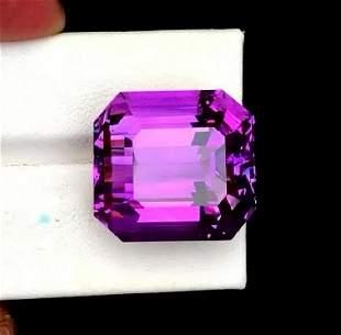 Amethyst Loose Gemstones ~ Natural Amethyst Fancy Cut