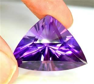 Amethyst Loose Gemstones from Afghanistan ~ 32.70