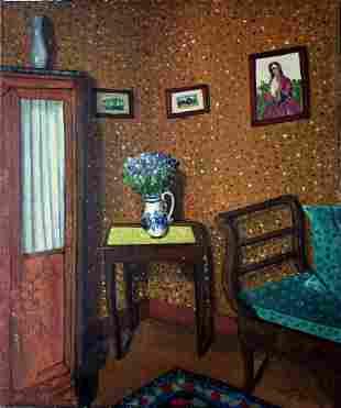Interior by Juliette Juvin