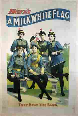 A Milk White Flag - They Beat the Band