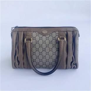 Gucci Plus Sherry Boston Bag