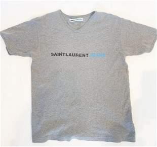 Saint Laurent Jeans Tee
