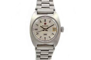 Vintage Rado 990 Stainless Steel Automatic Ladies