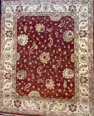 Chopi Rug, Afghan Rug, 8' x 10'