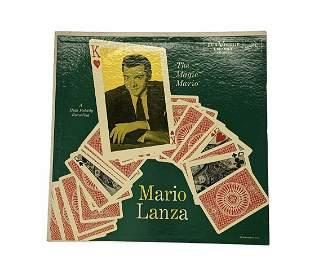 Mario Lanza The Magic Mario