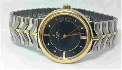 New Men's 18k & S/Steel JUVENIA Automatic Watch Ref