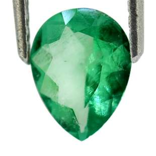 1.13 Cts Natural Colombian Emerald