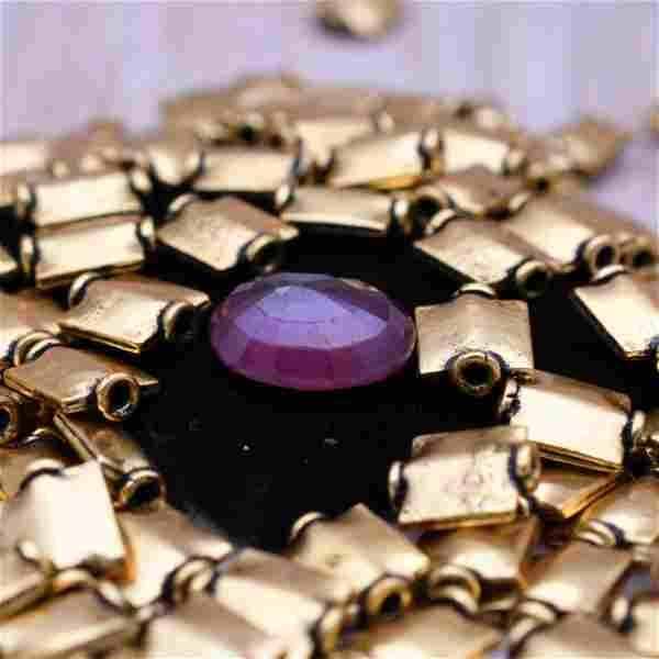 8.37 Ct Top Quality Certified Burma Ruby Gemstone