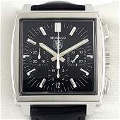 TAG Heuer - Monaco Chronograph - Ref: CW2111-0 - Men -