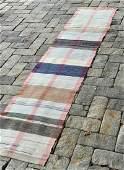 Early 20th c Rag Carpet