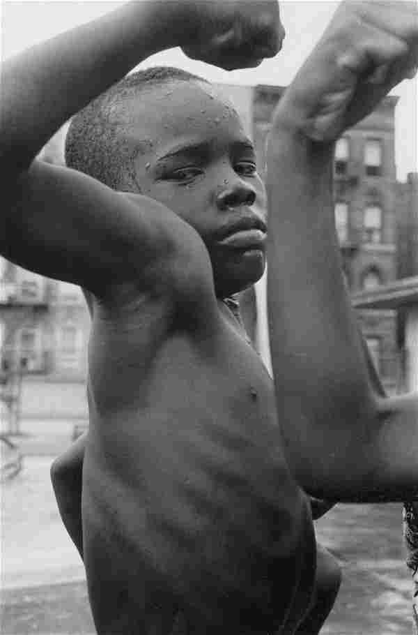 LEONARD FREED - Harlem, 1963