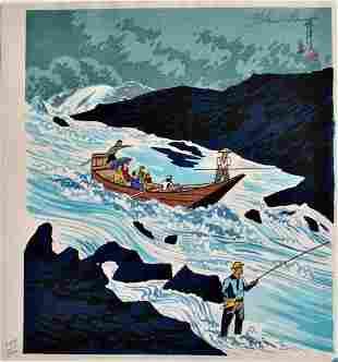 Tokuriki: Hoku River