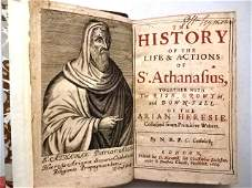 1664 History of Life Actions St. Athanasius