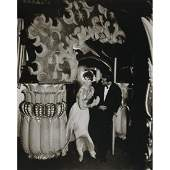 RICHARD AVEDON - Suzy Parker & Gardner McKay, 1956