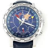 Corum - GMT World Timer Chrono - Ref: 98320120 - Men -