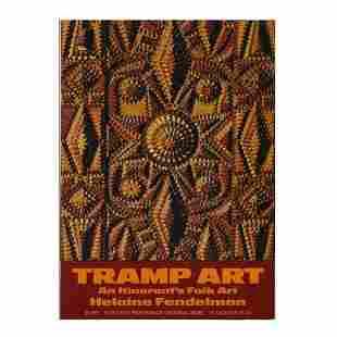 Tramp Art Book Fendelman