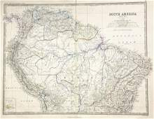 Johnston: Northern South America with Galapagos Inset