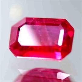 1.28 Cts Natural Burma Ruby