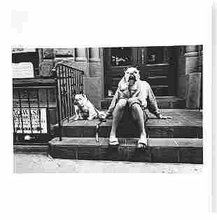 Elliott Erwitt-New York City, USA 2000