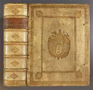 1728 PHARSALIA DE BELLO CIVILII ROMAN CIVIL WAR by