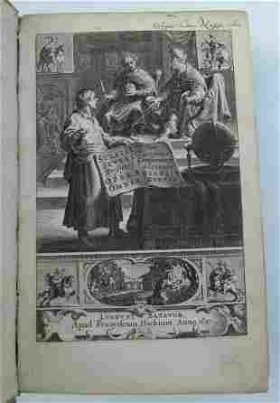1647 Sulpici Severi Presbyteri. Opera omnia antique