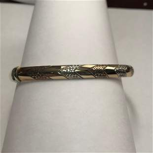 Sterling Silver Vermeil/Gold Filled Tri Color Arrows