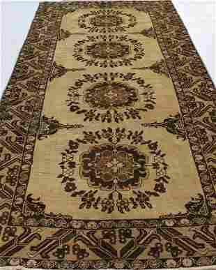 Vintage Turkish rug