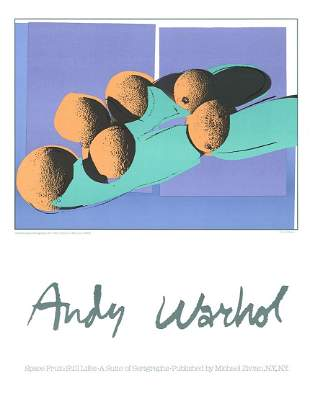 Andy Warhol: Cantaloupes I