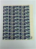 Scott No. 1331-32 1 each MNH Mint Sheet