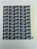 Scott No. 1331-32 1 each MNH Mint Sheet