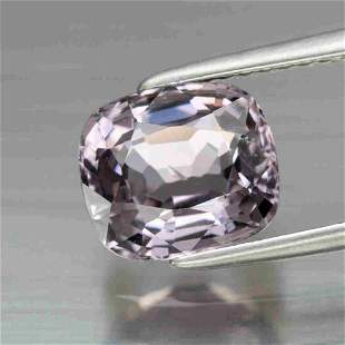 2.37 ct natural purple spinel