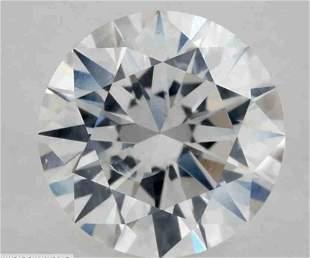 GIA CERT 1.00 CTW ROUND DIAMOND ESI2