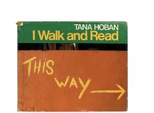 I Walk and Read this way