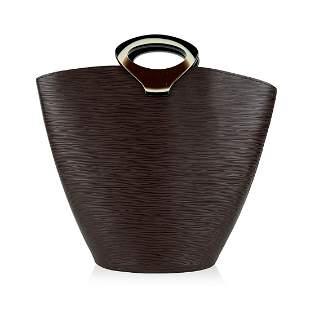 Louis Vuitton Brown Epi Leather Noctambule Tote Bag