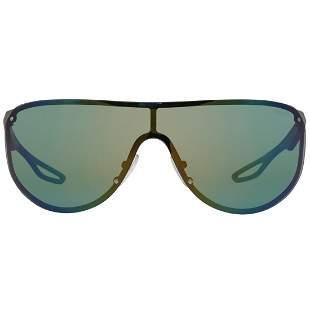 Prada Mint Unisex Grey Sunglasses 0PS 61US 3C03C040