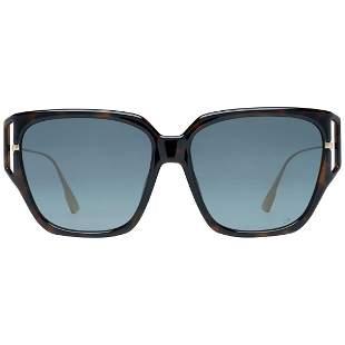 Christian Dior Mint Women Brown Sunglasses