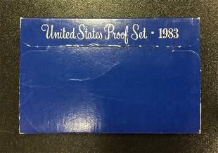 1983 United States Proof Set