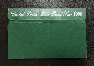 1998 United States Proof Set