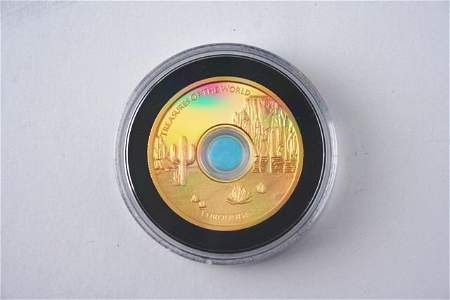 2015 - 24k Gold Australian Treasure Of The World
