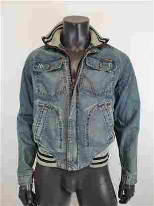 Dolce Gabbana denim jacket