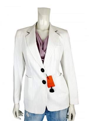 Dalmata striped blazer
