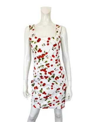 Dolce Gabbana Cherry dress