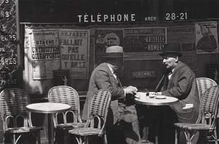 RENE JACQUES - Rue de la Verrerie, 1932