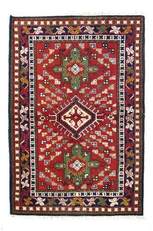 "Vintage Turkish, 4'6"" x 6'7"""