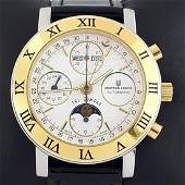 Universal Genève - Tri Compax Chronograph Moon Phase