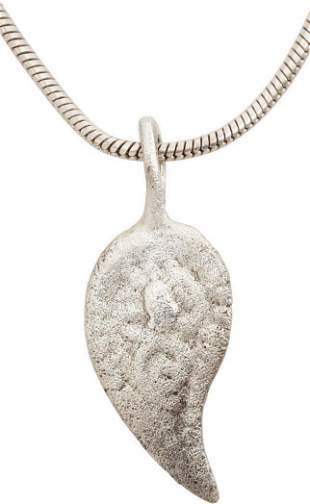 ANCIENT ROMAN WOMAN'S NECKLACE 3RD-6TH C.AD