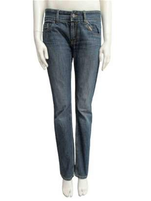 Low waist cotton jeans Size US 28 / S